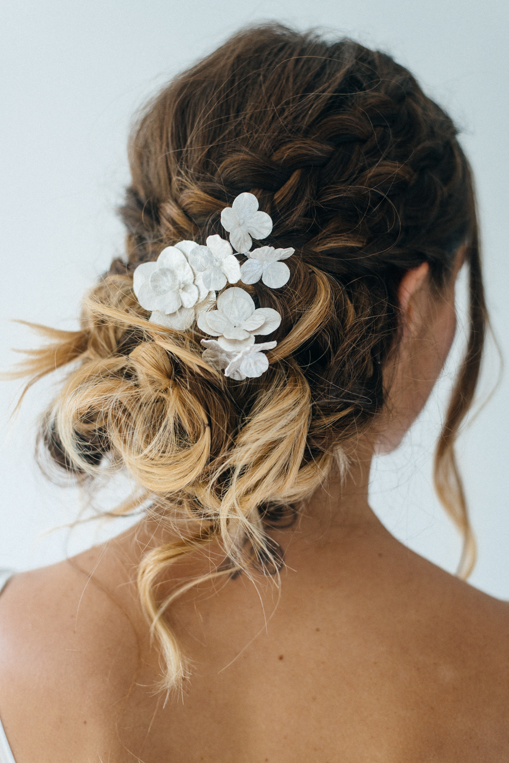 Inspiration For Half Up Half Down Wedding Hair With