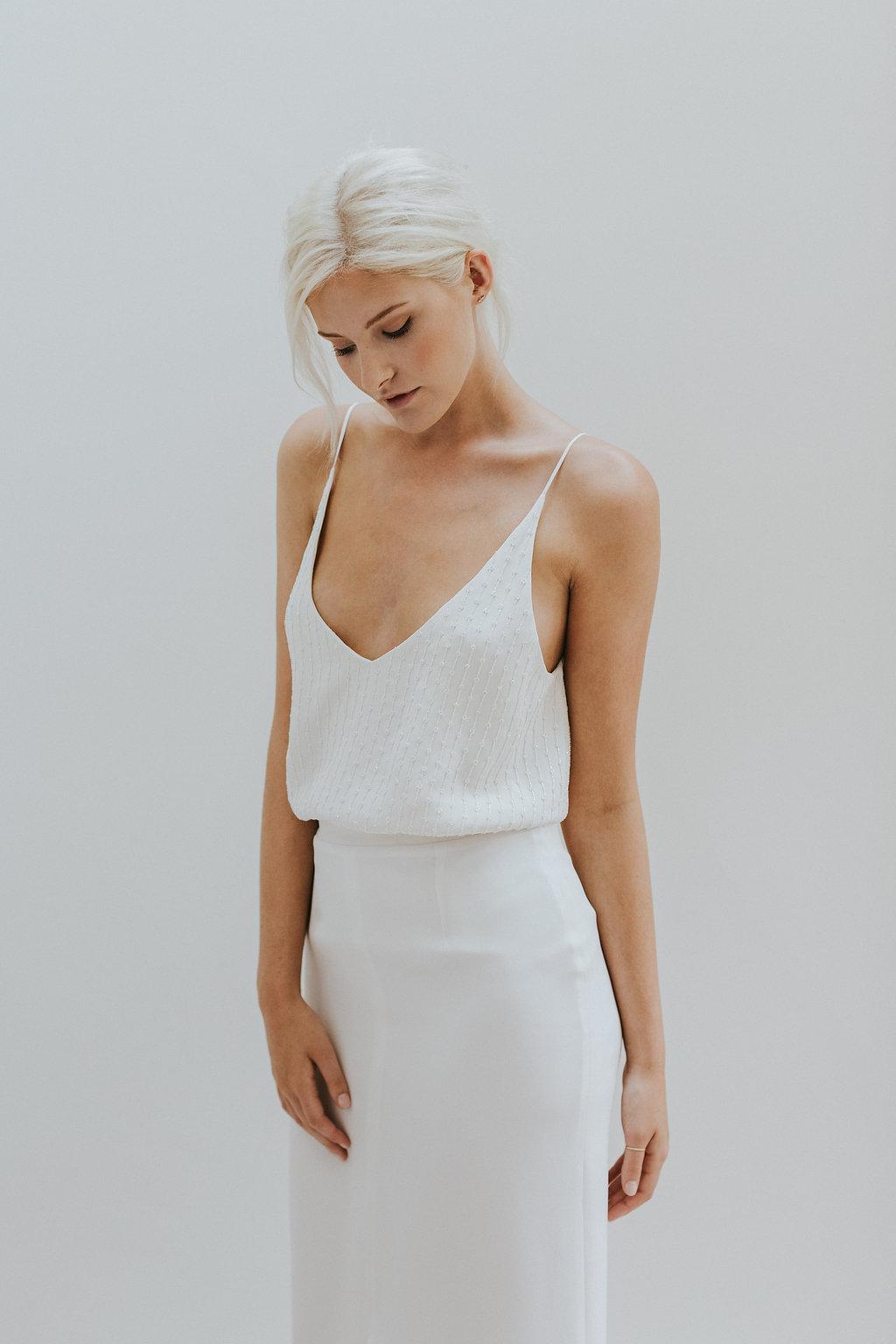 Charlotte Simpson Bridal Made To Order Dresses Bridal