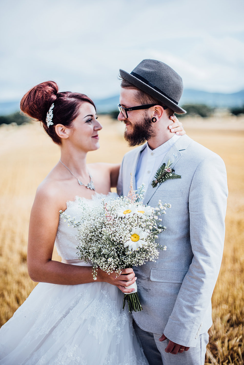 Rustic woodland themed diy wedding at angrove park yorkshire with image by a ombrellifo Gallery