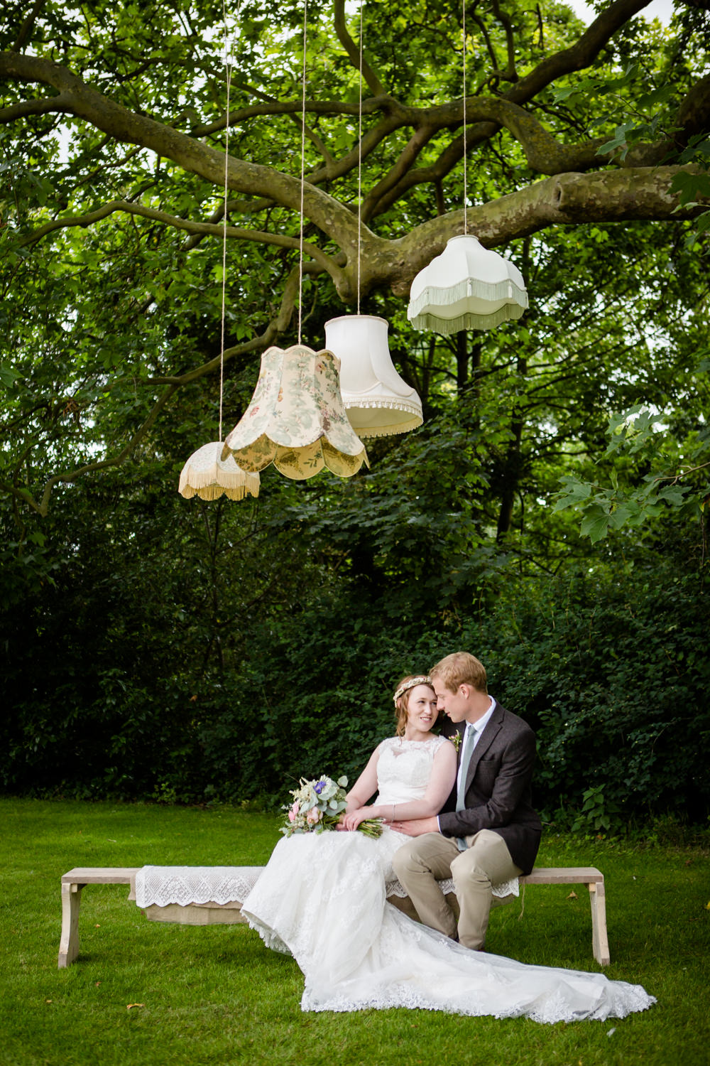 Back To The Garden Wedding Venue In Norfolk With Enchanted