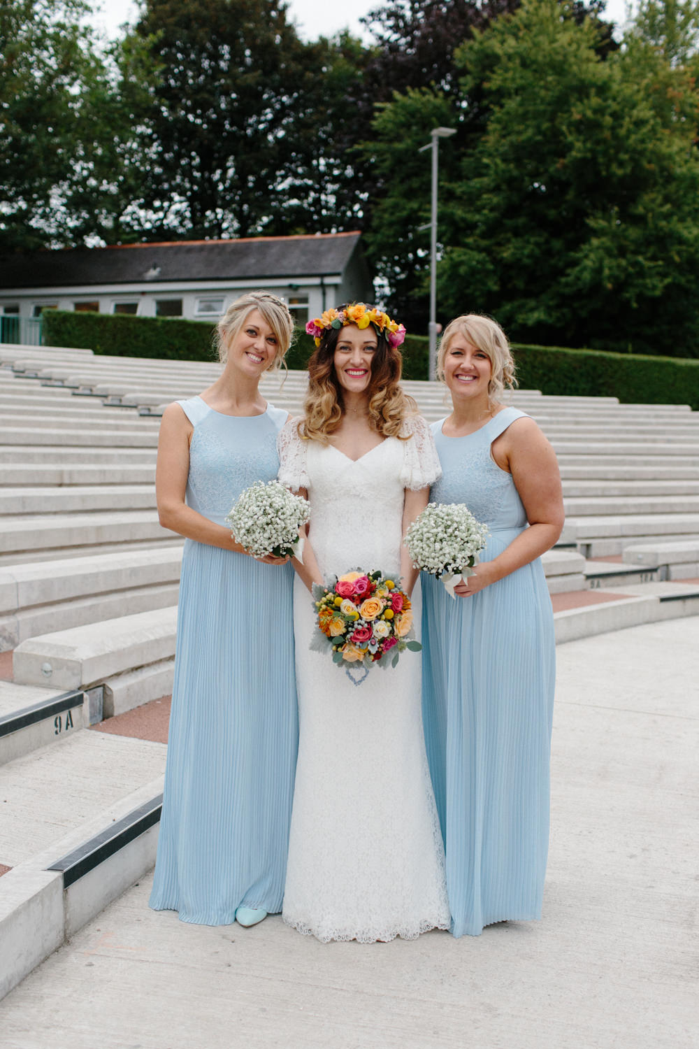 Glasgow bridesmaid dresses image collections braidsmaid dress lace charlotte balbier elodie gown for an outdoor ceremony at image by a ombrellifo image collections ombrellifo Images