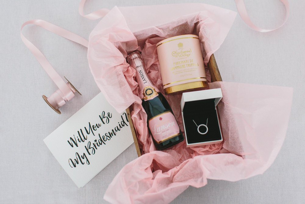 Wedding Gift Collection Boxes: How Do I Ask My Friend To Be My Bridesmaid?