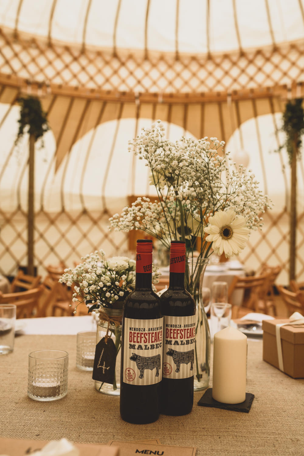 Back garden yurt wedding rustic barn ceremony with boho dana image by a hrefhttpjacksonandcophotography ombrellifo Image collections