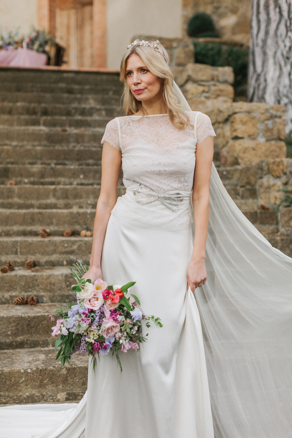 Ethereal boho wedding