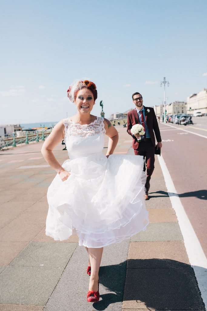 White And Red Wedding Gown 85 Perfect s Mod Inspired Wedding