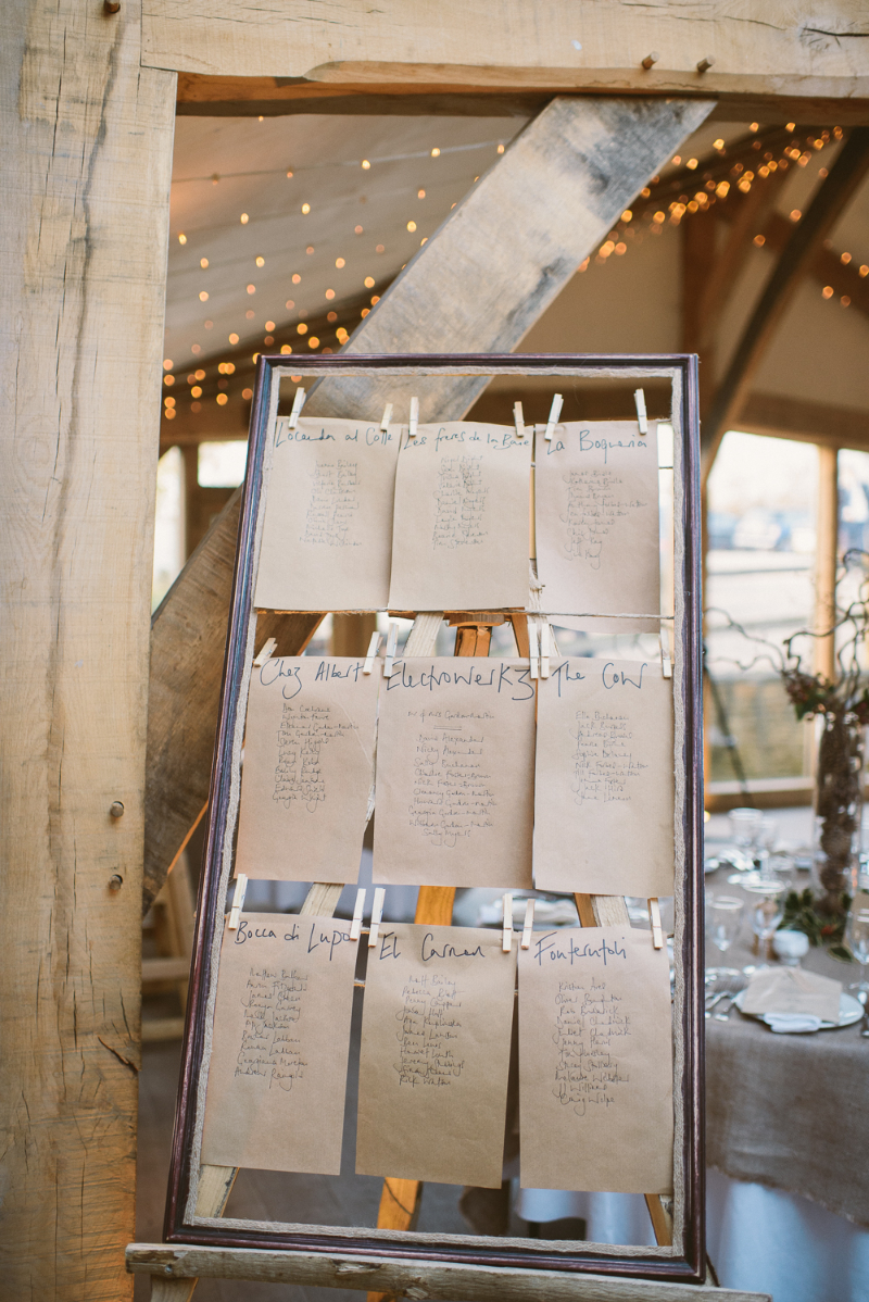 rustic winter wedding cripps barn