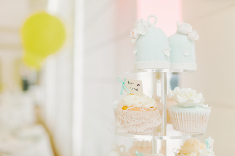 A Yellow Themed Vintage Inspired Easter Wedding At