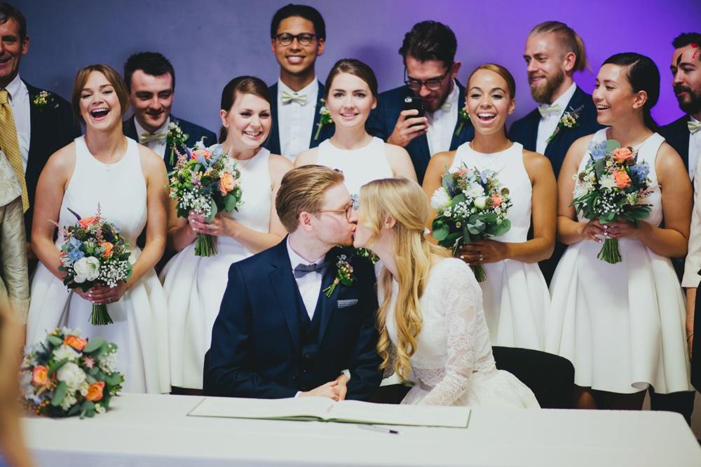 Alternative Wedding Dresses Nottingham : Nottingham contemporary with bespoke lace wedding dress asos