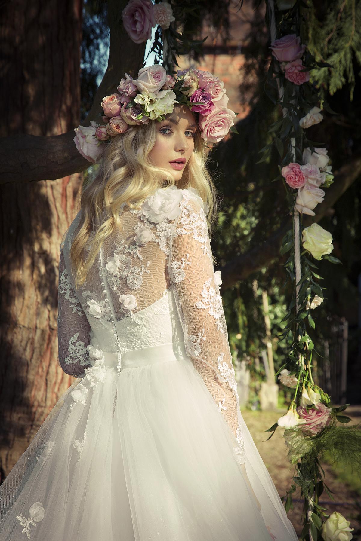 Charlotte Balbier Wedding Dresses The Willa Rose