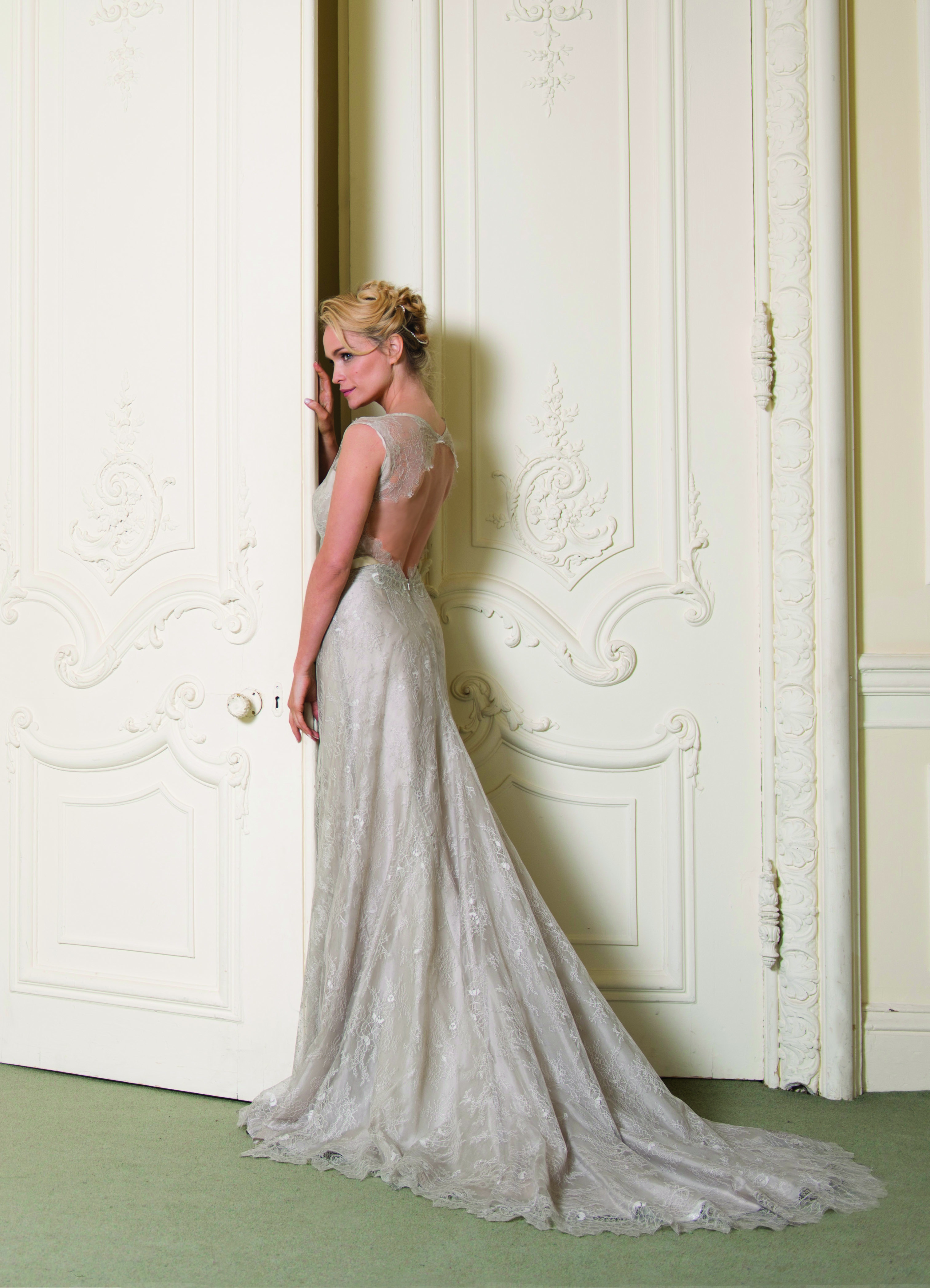 Coloured wedding dresses from top uk bridal designers design by a ombrellifo Choice Image
