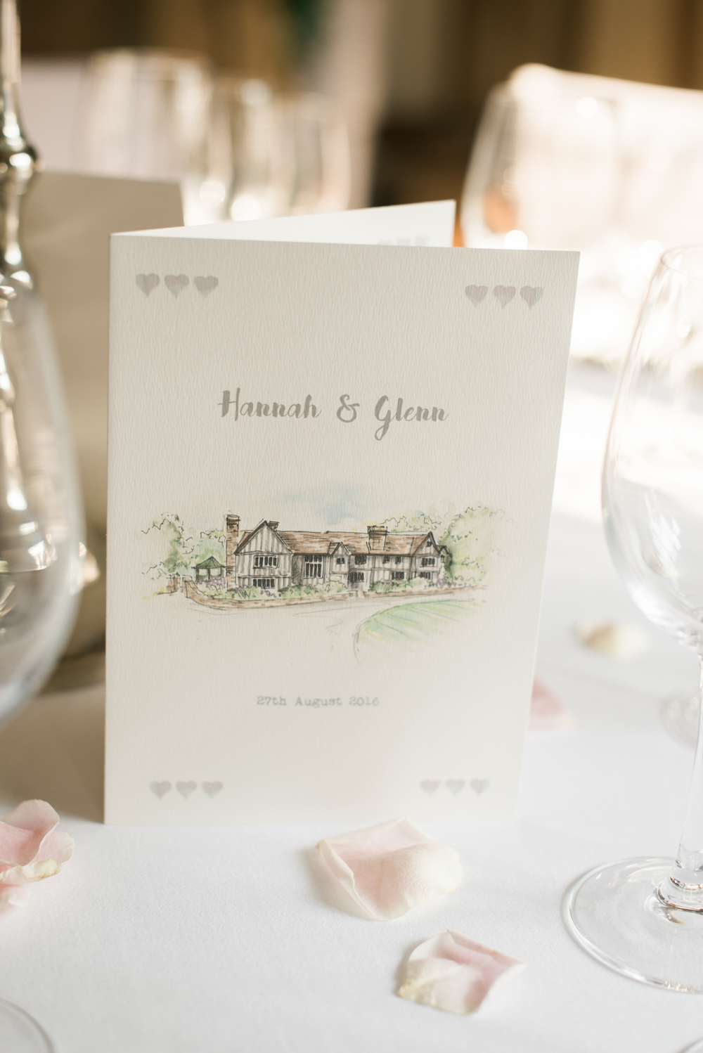 Cain manor bijou wedding
