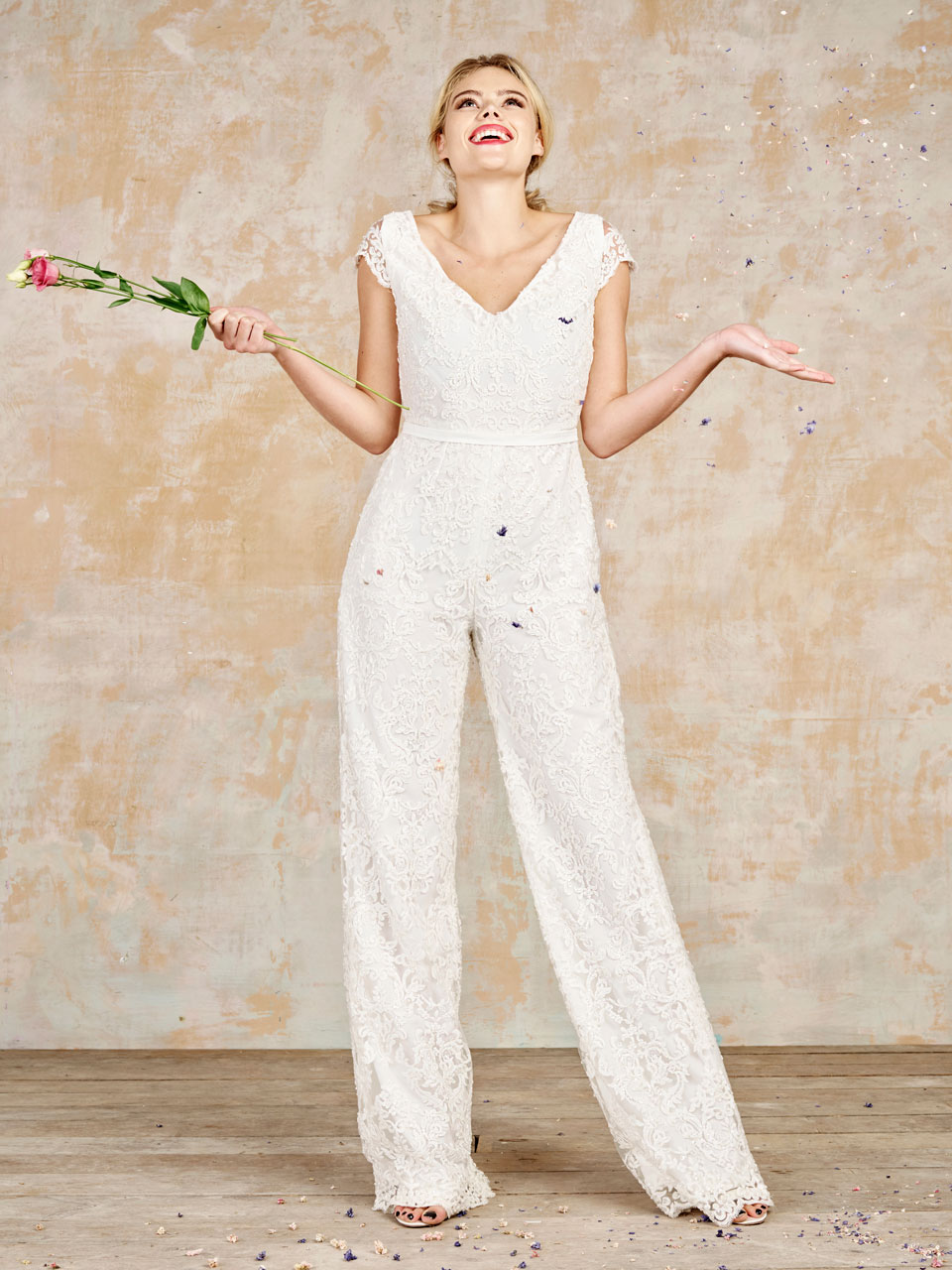 Stunning Amp Unique Bridal Jumpsuits From House Of Ollichon