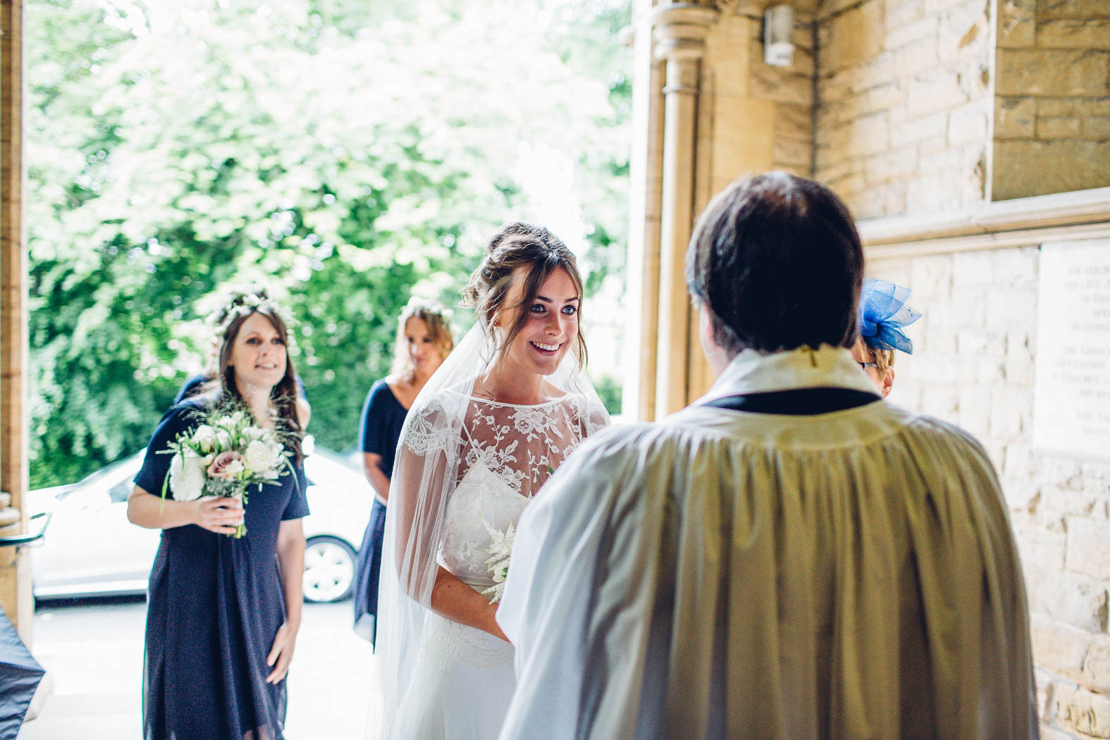 Halfpenny london wedding dress for an industrial wedding in sheffield halfpenny london wedding dress ombrellifo Images