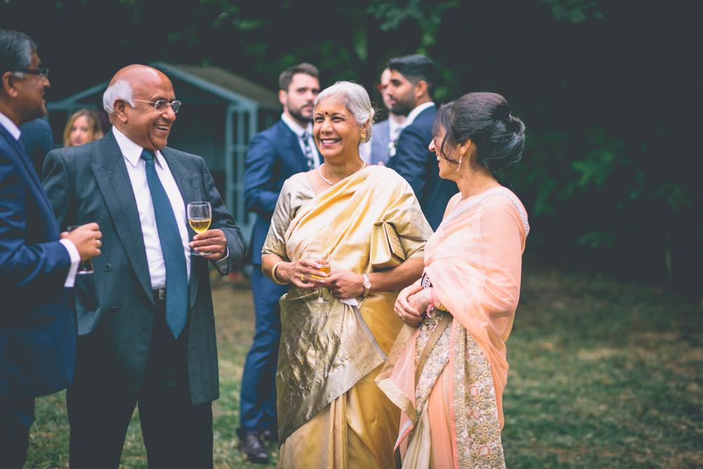 Merriscourt Chipping Norton Indian Wedding Ceremony Story