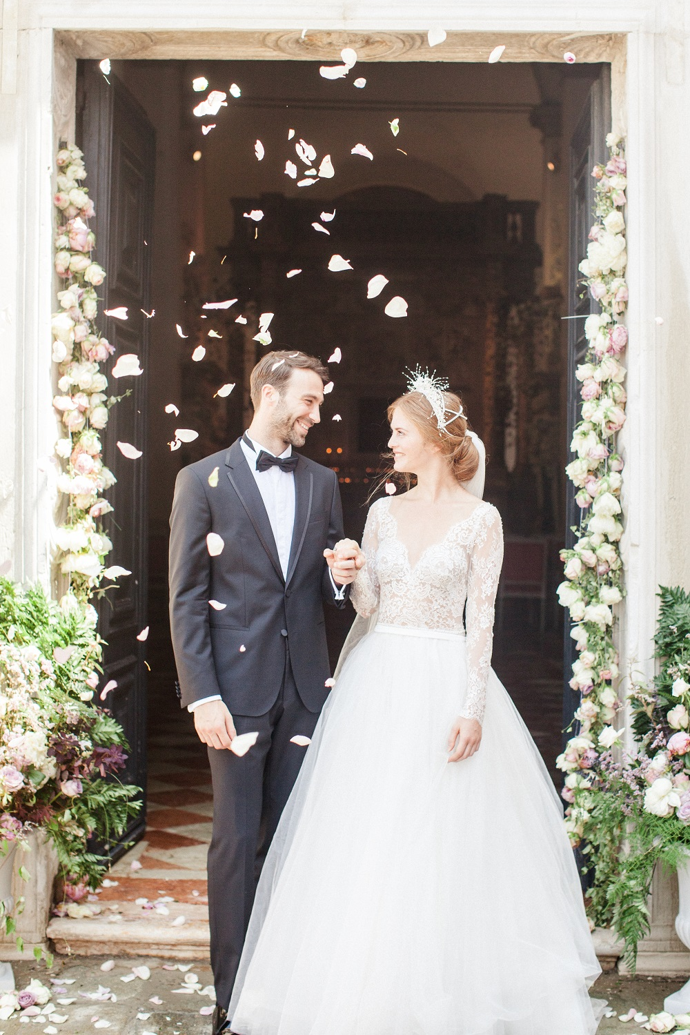Beloved Wedding Photography: Venice Bridal Inspiration Story With Creative Direction By