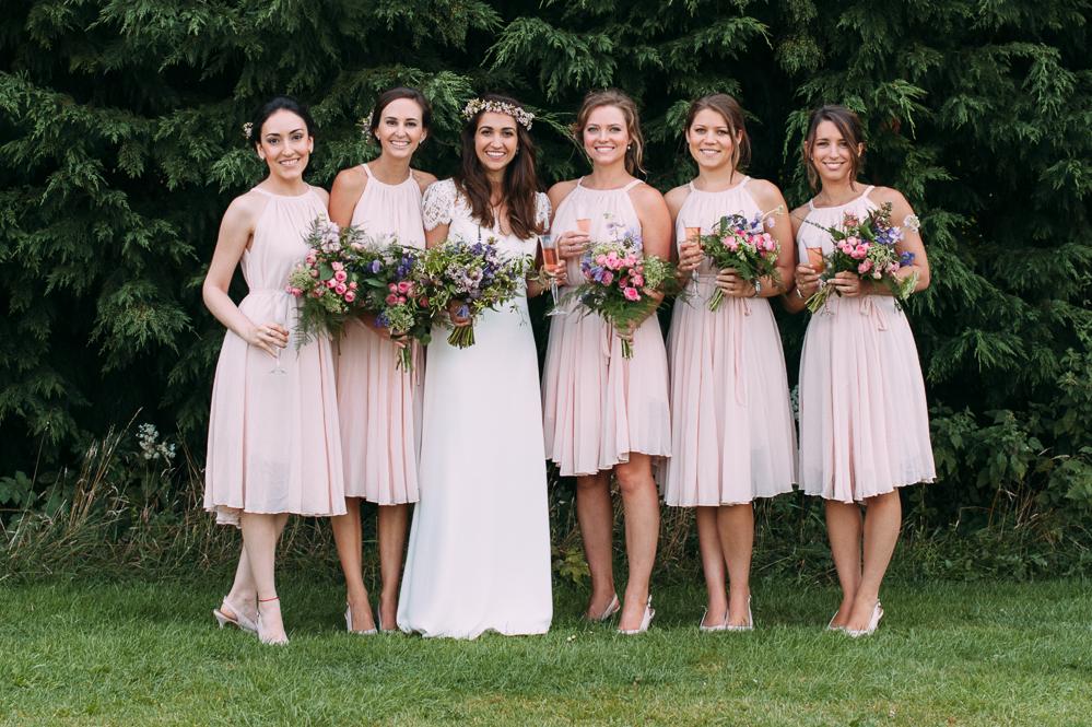 Rustic Bridesmaid Dresses Uk 11