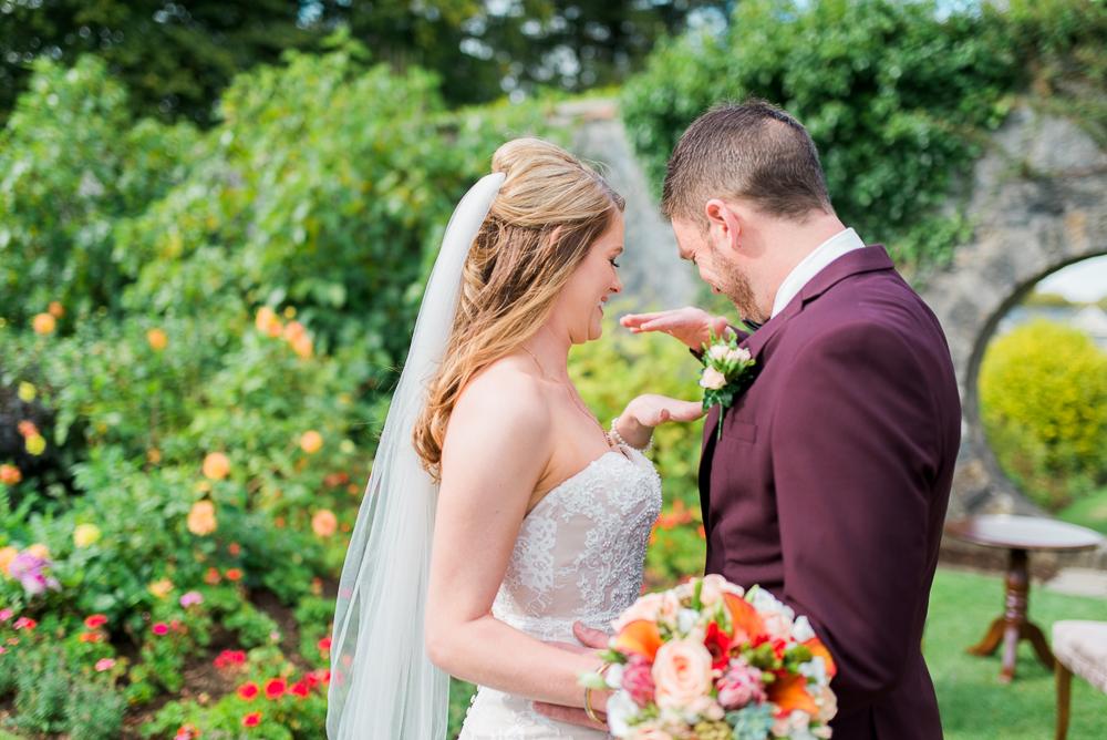 Elopement Wedding At Mount Juliet Estate In Kilkenny Ireland