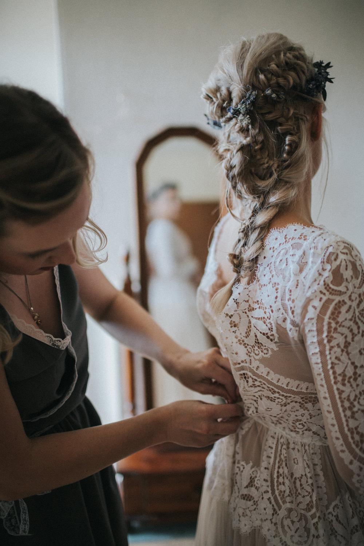 Katya Katya Shehurina Dress For A Boho Wedding At The