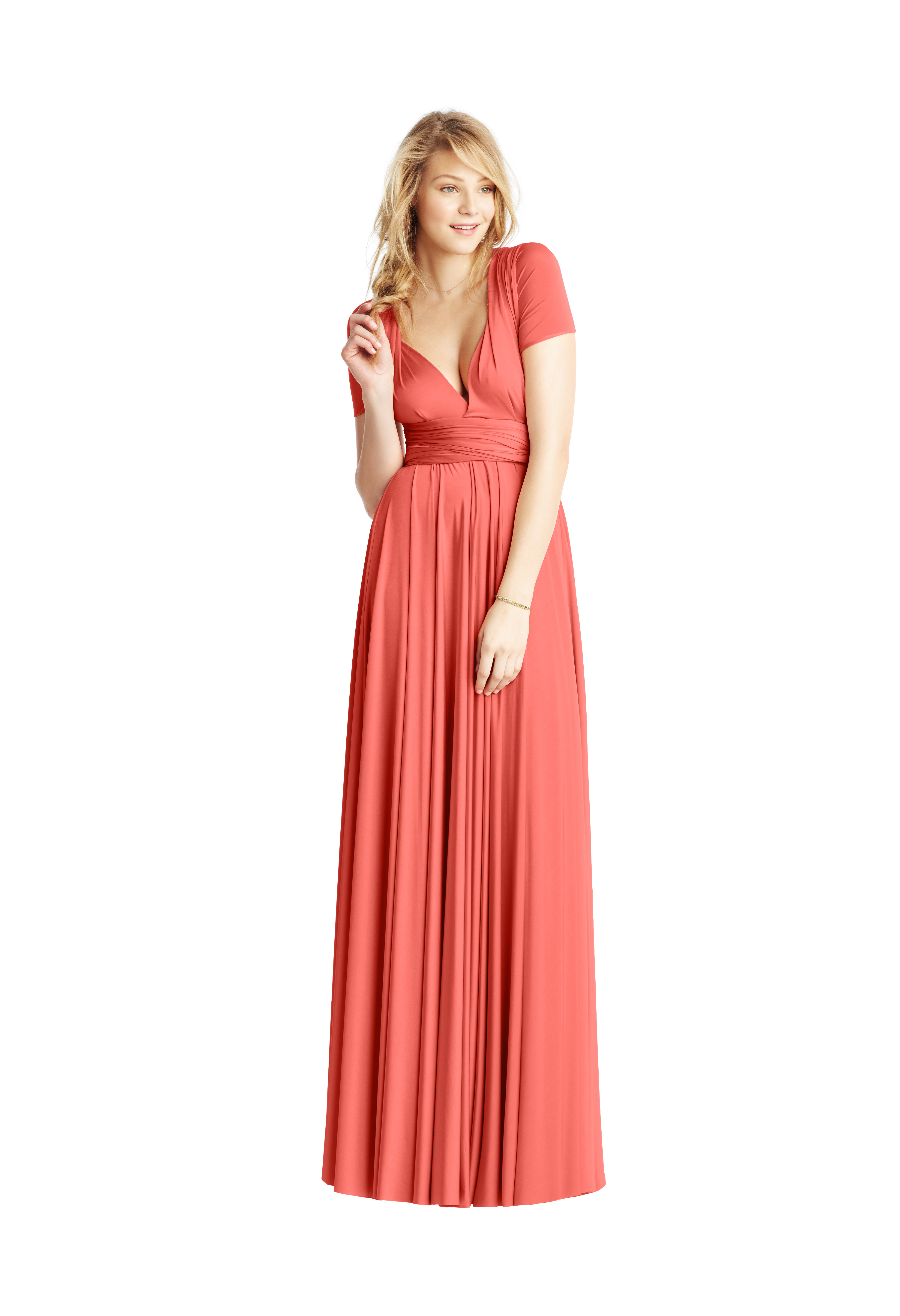 Three ways to wear your bridesmaids dress after the wedding from twobirds classic cap sleeve ombrellifo Images