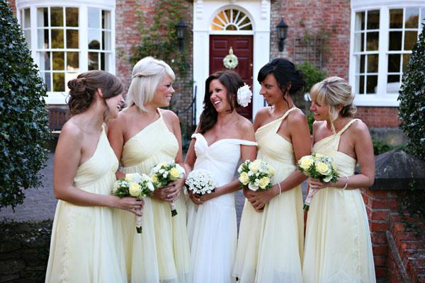 Yellow bridesmaid dresses uk 2012