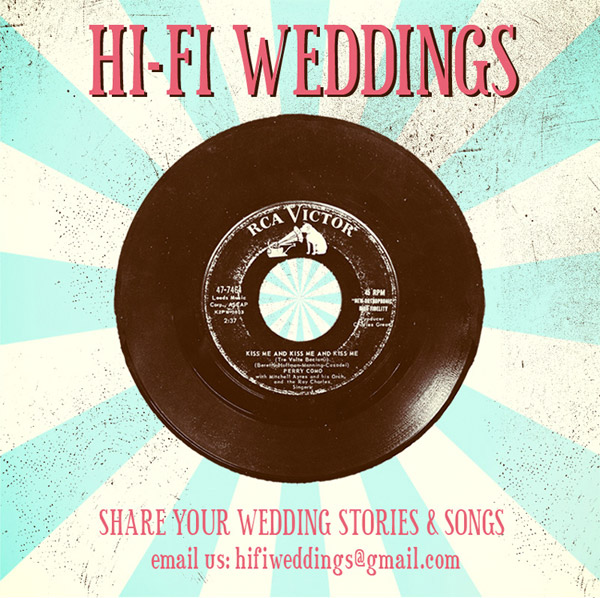 hifiweddings Tips for your Wedding Music   from Hi Fi Weddings