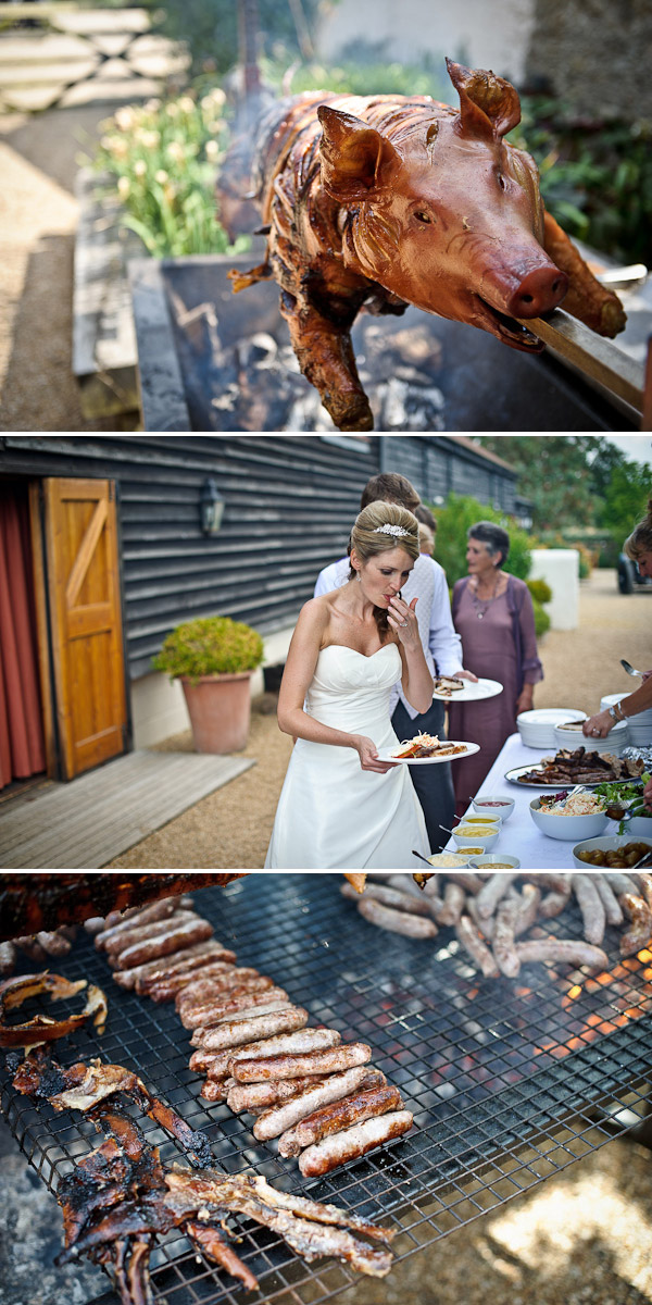 Hog Roast Wedding Archives Rock My Wedding Uk Wedding Blog
