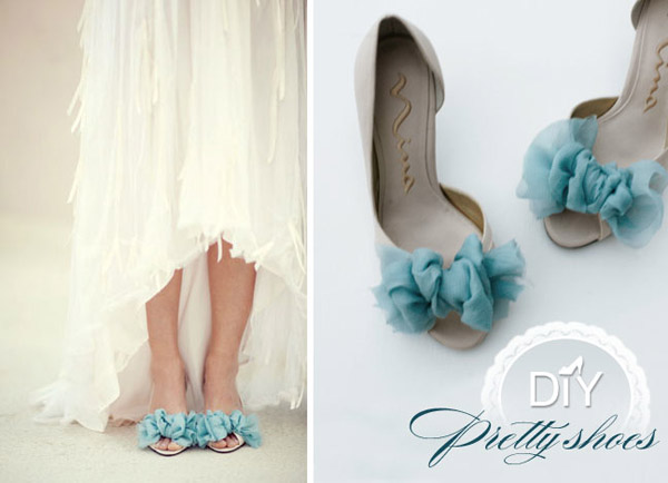 For The Full How To On These Pretty Wedding Shoes Head Over And Check Out Post Green