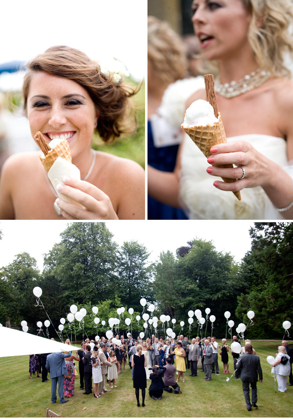 Ice Cream 1 A Wang Wedding... Part 2