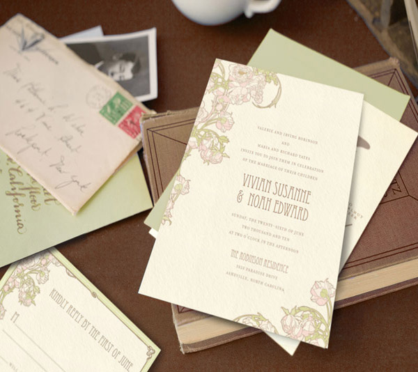 Wedding invitation archives rock my wedding uk wedding blog of course there are so many more to choose from heavy text based designs some very pretty florals like the peony design above and a very rocknroll stopboris Gallery