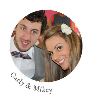 carly and mikey RMW Real Brides