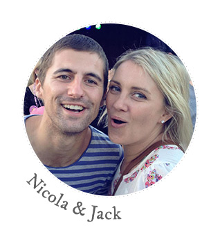 nicola and jack RMW Real Brides
