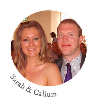 sarah and callum RMW Real Brides