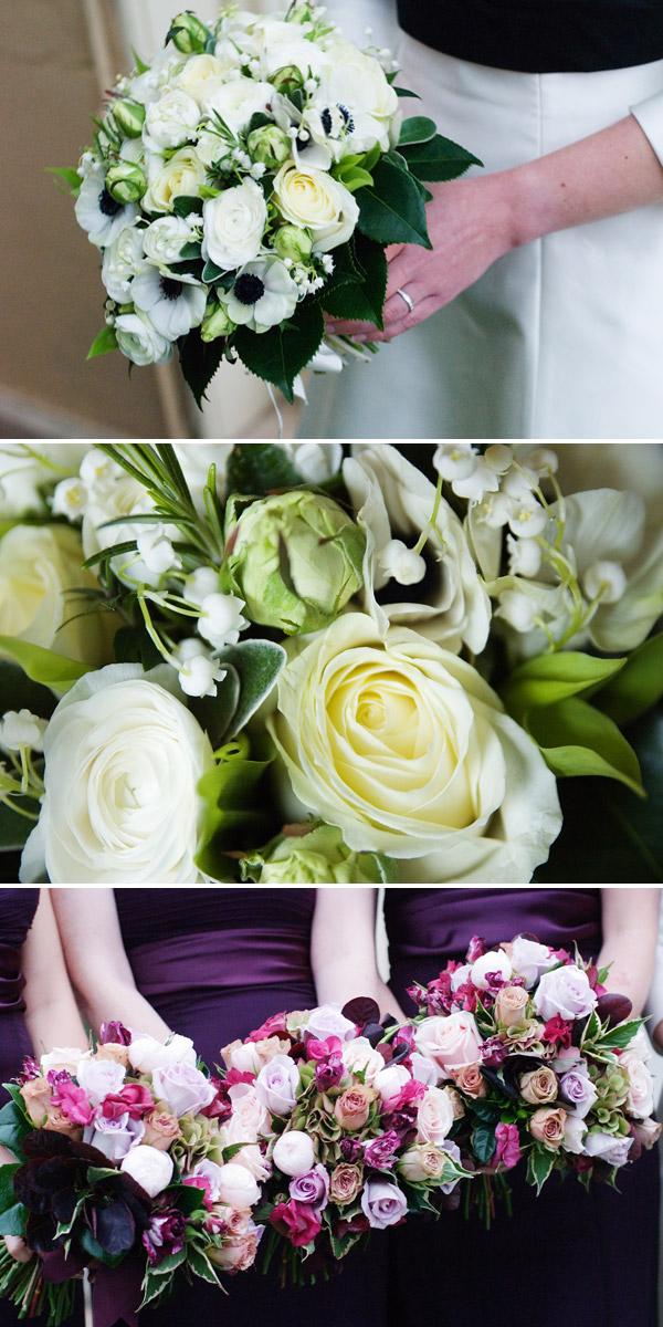 Bridal Flowers In November : A blossom beautiful november wedding part rock my
