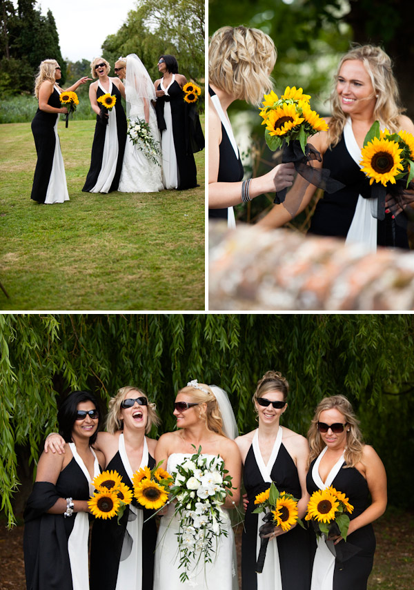 Craig Williams Photography 4 A Wedding With Sunflowers And Zebras......