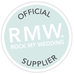 Rock My Wedding Kiss of Approval