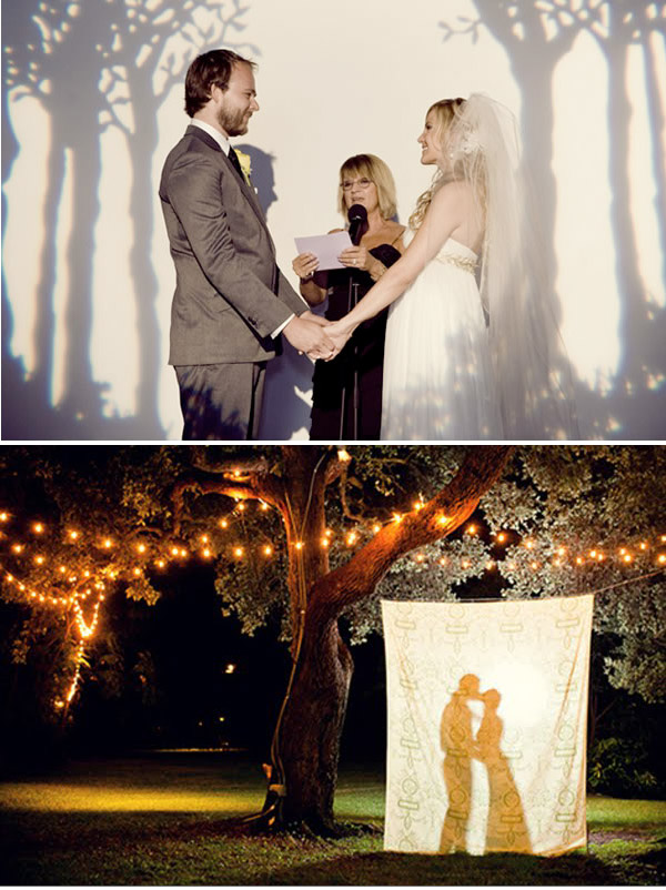 Savoir Sillouettes Rock My Wedding 2011 Inspiration: Whimsical, Charming and Handmade.