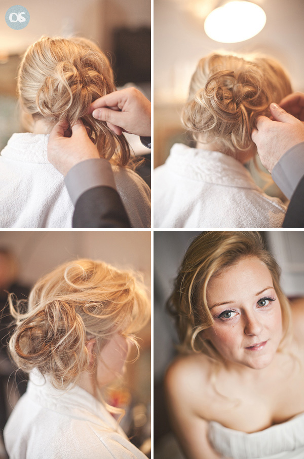 DIY Wedding Hair, Bridal hairstyles, Hepburn Collection
