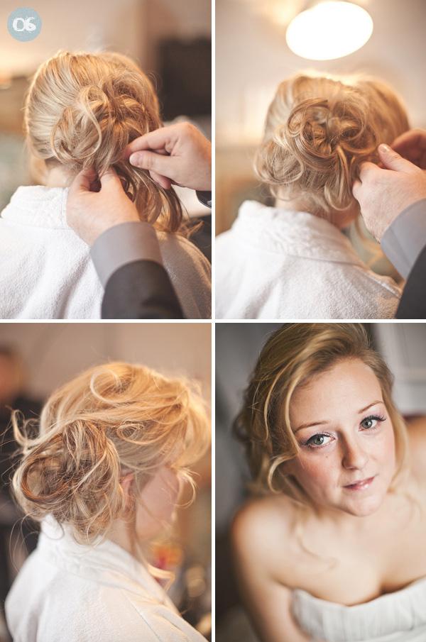Fine Diy Wedding Hair Bridal Hairstyles Hepburn Collection Short Hairstyles Gunalazisus
