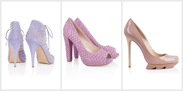1d313b93d75513 Lilac Studded heel – Bionda Castana