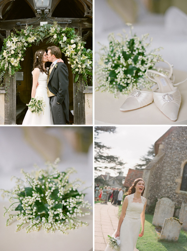 Image result for lily of the valley wedding
