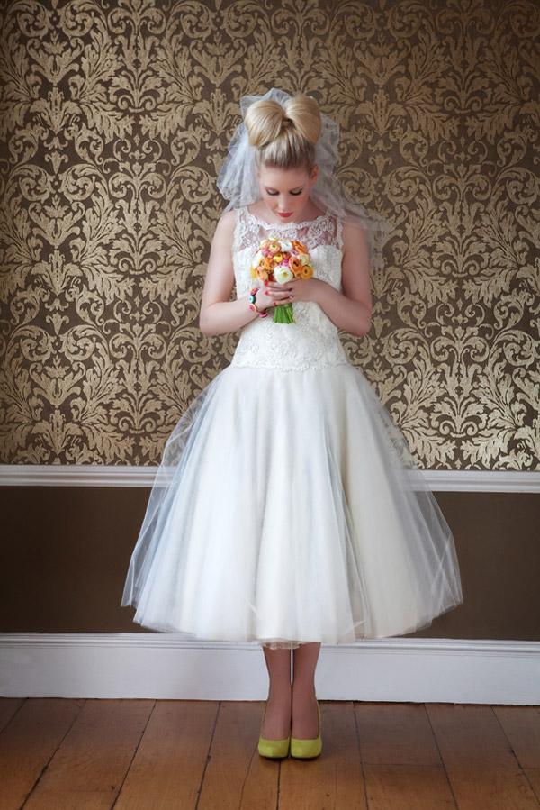 Short wedding dress Archives - ROCK MY WEDDING   UK WEDDING BLOG ...