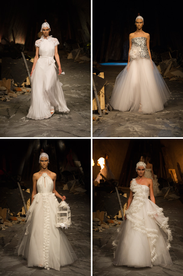 David Fielden Bridal New Collection 2 The Future Of Bridal Fashion?