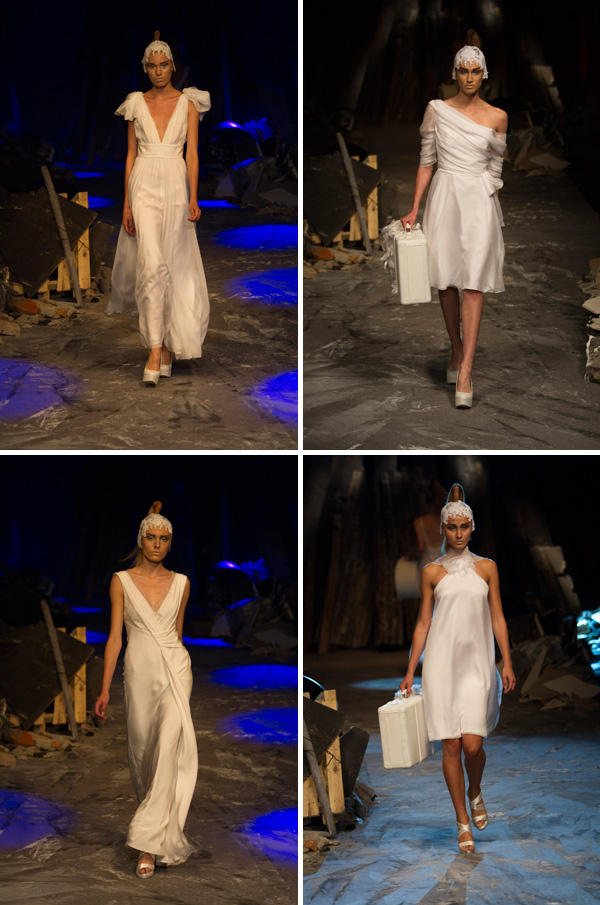 David Fielden New Collection 4 The Future Of Bridal Fashion?