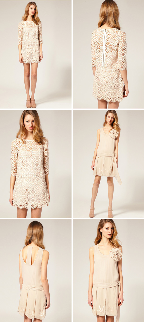 Wedding Nude Bridesmaid Dress white cream and nude bridesmaids dresses archives rock my asos salon collection