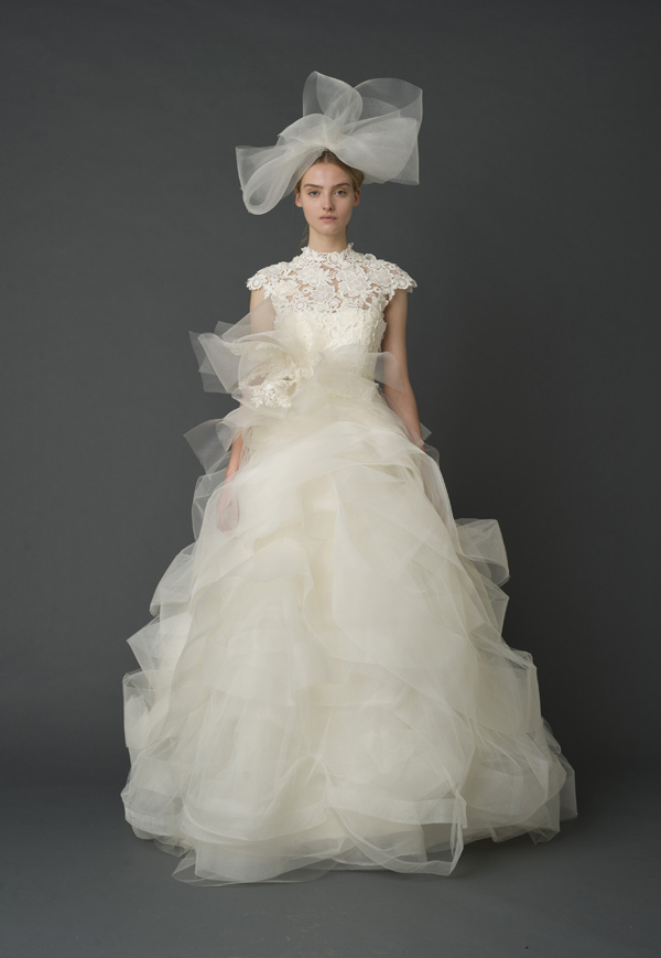 Vera Wang Bridal Gowns Dresses New Collection At Browns