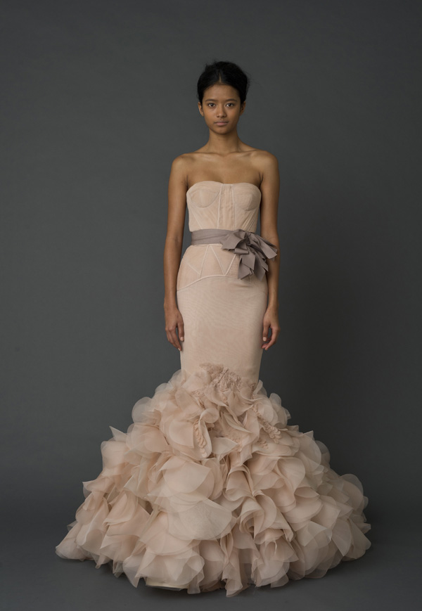 Vera Wang Bridal Gowns Dresses New Collection At Browns ...