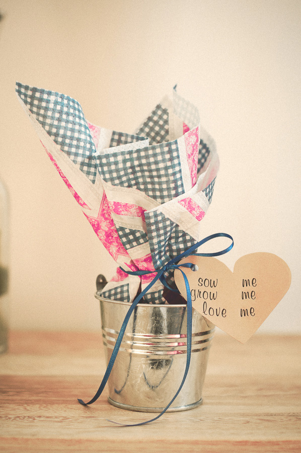 Rock My Wedding D I Y Seeds For Favours