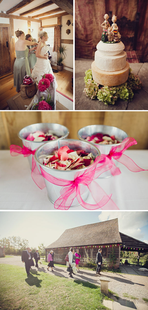 Gemma Williams Photography A Raspberry And Apple Themed Country