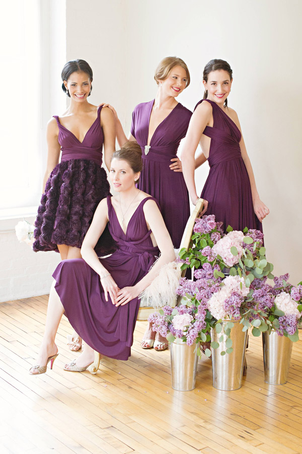 Expert Advice on choosing your bridesmaids dresses