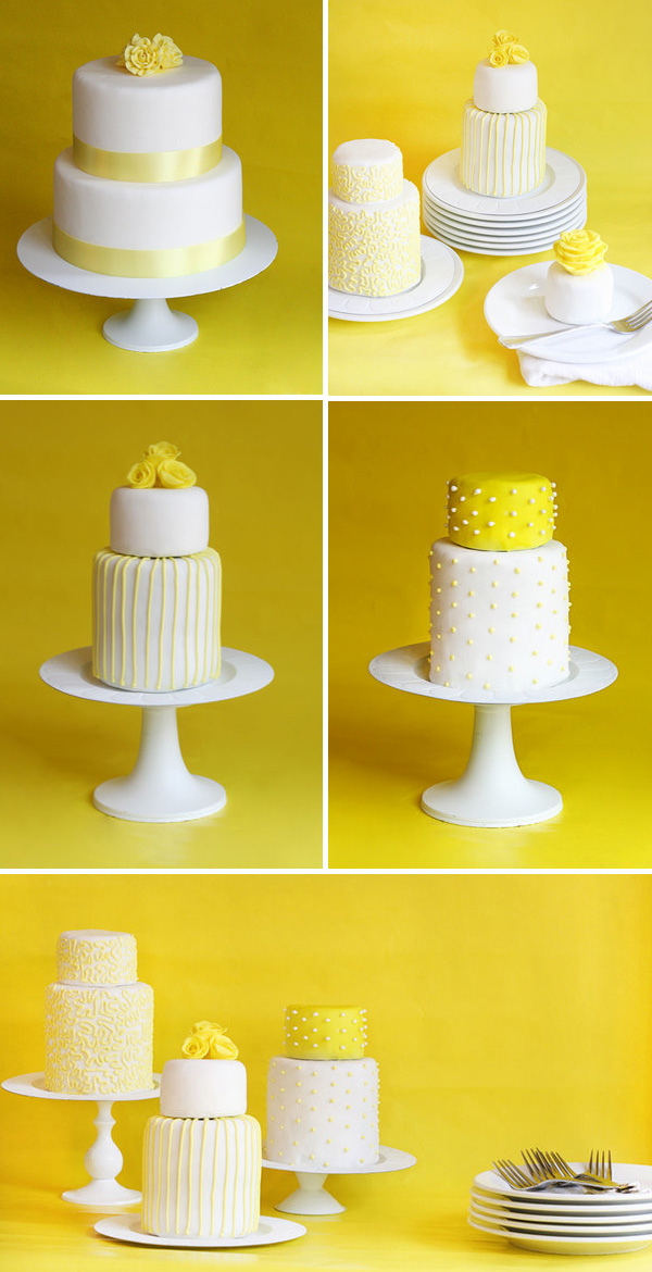 Grey And Yellow One of our favourite colour combinations at Rock My Wedding